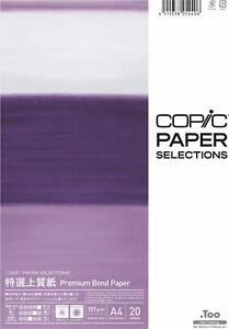 Copic Paper Selections: Premium Bond Paper