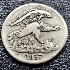 1837 Feuchtwanger Cent One Cent 1c Feuchtwanger's Composition Rare #3383