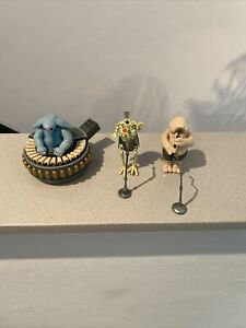 Star Wars Vintage SY SNOOTLES AND THE REBO BAND 1983