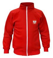 Sweatshirt Blouse Bluza Patriotic Eagle Poland Wielka Polska Polish Polen Red