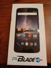 "ZTE 5.5"" Blade V8 Pro Factory Unlocked Phone - Black w/ Ultra Mobile SIM Kit"
