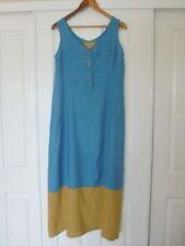 Linen Machine Washable Maxi Dresses for Women