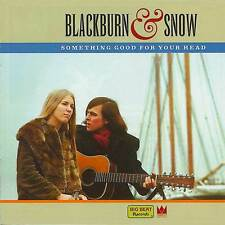 Blackburn And Snow - Something Good For Your Head (CDWIKD 189)