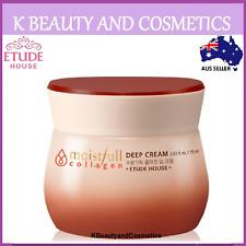 [Etude House] Moistfull Collagen Deep Cream 75ml Firming Moisturiser