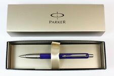 Parker Vector Mechanical Pencil ROYAL BLUE New Gift Boxed