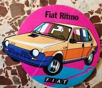 ADESIVO FIAT RITMO ORIGINALE REAL VINTAGE PERFETTO