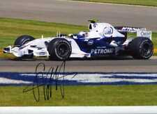 Sebastian Vettel BMW Sauber F1.07 USA Grand Prix 2007 Signed Photograph 10