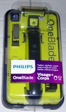 Rasoir visage et corps Philips oneblade QP2620/20 3 sabots barbe de 3 jours --