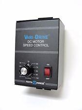 KB Electronics KBWM-120 DC motor control 9380 NEMA-1 enclosure 90v 3.5a 1/3HP