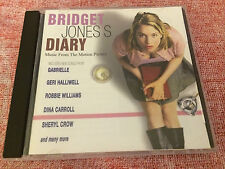 THE MOTION PICTURE BRIDGET JONES DIARY (CD)