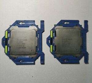 2x INTEL XEON E5-2650 V4 CPU PROCESSOR 12 CORE 2.20GHZ 30MB L3 CACHE 105W SR2N3