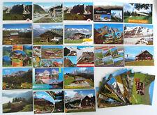 35 x BERGHÜTTEN in ÖSTERREICH Postkarten Sammlung Austria Bulk Lot (ungelaufen)