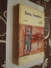 FANTASCIENZA - DAVY, L'ERETICO - E. PANGBORN - SFBC - OTTIMO (F8)
