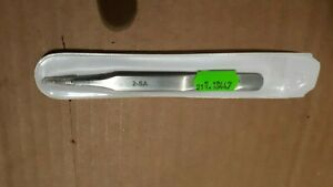 2SA Tweezers Pointed Tip Tweezers Straight 2 SA 118mm long Stainless Steel Anti