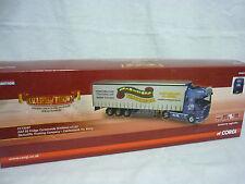 Corgi Modern Truck/Haulage CC13247 DAF Fridge Curt McAuliffe Trucking Mint/Boxed