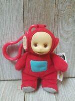 Teletubbies Red Key Chain Mini Stuffed Toy - B113