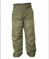 British Army Thermal Trousers PCS Stuff Sack Latest MTP Warm Carp Fishing Olive