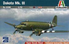 Italeri 1338 - Douglas DC-3/Douglas C-47 Dakota Mk.III - 1:72
