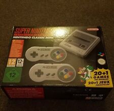 NINTENDO - SNES MINI MODDED 200+ GAMES BRAND NEW UNIT