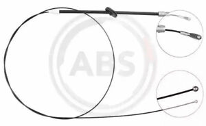 Front Handbrake Cable fits/for Mercedes Sprinter (W906) VW Crafter (06-21).