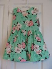 bcc27e3c0 Carter's Green Formal Dresses (Newborn - 5T) for Girls for sale | eBay