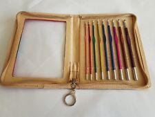 KnitPro ZING crochet hooks set, sizes 2-6mm