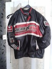 AVIREX USA men's leather jacket