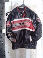 AVIREX USA men's leather jacket