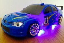 SUBARU IMPREZA WRC Radio Remote Control Car FAST SPEED 4WD DRIFT GIRLS BOYS TOYS