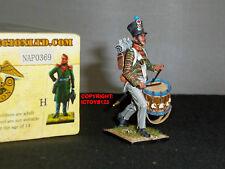 First Legion NAP0369 francese 1ST FANTERIA LEGGERA Chasseur batterista giocattolo Soldato
