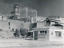 LAFARGE c. 1950 - Usine de Ciment Ardèche - DIV 2893