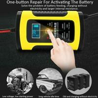 Charger Car Battery Starter Jump Power Booster 12V 5A Portable Bank Smart Auto