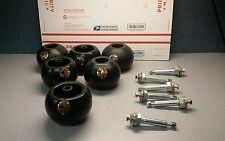 6 USA MADE Deck Wheel Roller+Kit Replaces Exmark 103-7263 109-2098 Lazer Turf