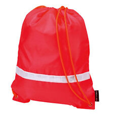 M21 Protec new high viz orange draw string bag