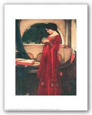 ART PRINT The Crystal Ball John William Waterhouse