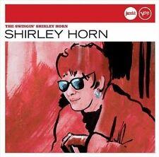 The Swingin' Shirley Horn (Jazz Club), HORN,SHIRLEY, Good Import