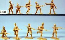 Armies In Plastic 5420 - Boxer Rebellion - British Army Figures-Wargaming kit