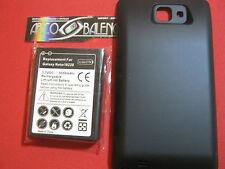 Batteria+Cover 5000Mah SAMSUNG GALAXY NOTE GT N7000 POTENZIATA MAGGIORATA i9220