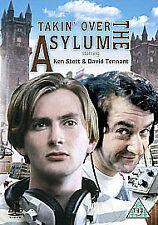 Takin' Over The Asylum BBC Takin TV Series David Tennant~2Disc~295 Minutes