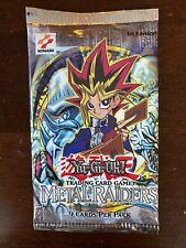 Yu-Gi-Oh! METAL RAIDERS Booster MRD: 1st EDITION - SEALED - English New RARE