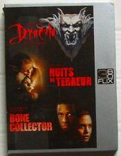 3DVD / 3FILMS - 3BOXFLIX - DRACULA / NUITS DE TERREUR / BONE COLLECTOR