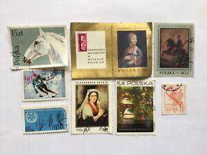 Poland Polska Nice stamps Lot 2