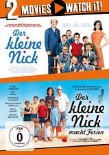 Der kleine Nick + Der kleine Nick macht Ferien - 2 DVD Box
