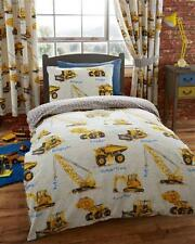 Cotton Blend Vehicles Home Bedding for Children