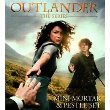 Outlander: Mini Mortar & Pestle Set by Running Press (Mixed media product, 2015)