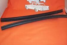 1949-1960 1955 1956 1957 Chevy Belair Quarter Window Seals Hardtop Convertible