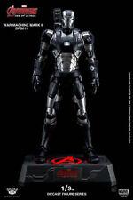 鐵甲奇俠戰爭機器King Arts DFS019 Diecast Iron man Avengers War Machine Mark II