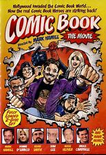 NEW 2DVD SET // COMIC BOOK -- THE MOVIE // MARK HAMILL, KEVIN SMITH, STAN LEE