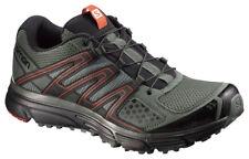 NEW In Box 7 Salomon Green Orange X Mission 3 Trail Running Shoe Mens $160