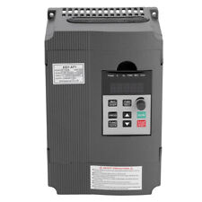 220V 1.5KW 8A 3PH Single Phase Variable Frequency Filter Drive Speed Inverter